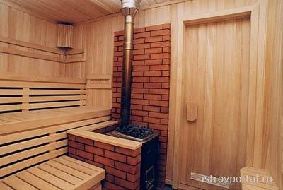 Дизайн баня своими руками