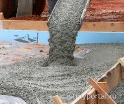 Заливка фундаментов: технологические особенности и правильный выбор минерал ...