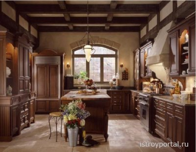 Тосканский дизайн интерьера