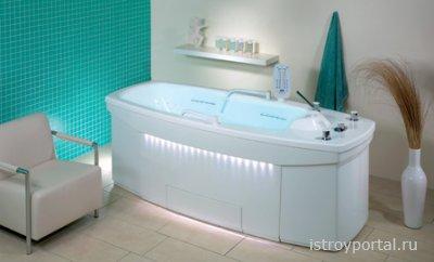 Маленькие хитрости при выборе качественной ванны