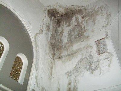 Способы устранения причин возникновения сырости стен и перекрытий