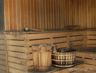 Основные этапы строительства бани