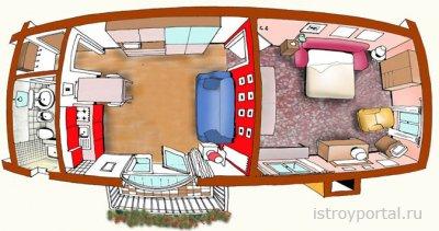 Ремонт в малогабаритной квартире