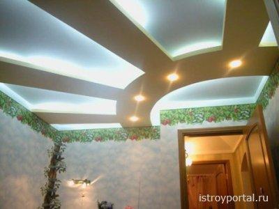 Подвесные потолки: удобство, простота и многообразие.
