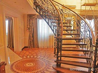Современный облик лестниц и ступеней