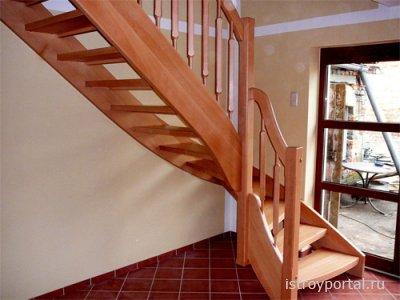 Срок службы деревянных лестниц