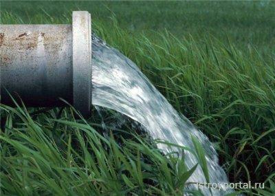 Как в России следят за очисткой сточных вод?
