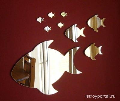 Изготовление и монтаж зеркал