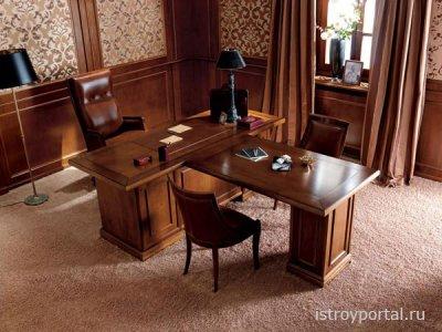 Как выбрать мебель из массива дерева?