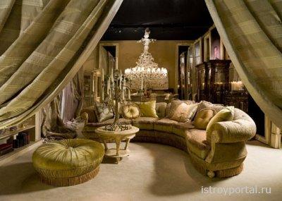 Достоинства элитной итальянской мебели