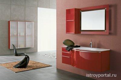 Правильный подбор и расстановка ванной мебели: полезные советы