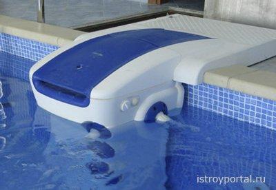 Циркуляция и фильтрация воды в бассейнах