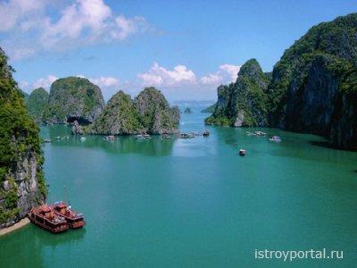 Туры в Халонг, Вьетнам