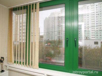 Окна ПВХ – технология изготовления цветных окон