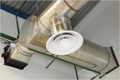 Проектирование вентиляции при строительстве