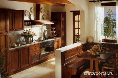 Мебель и аксессуары в стиле эко