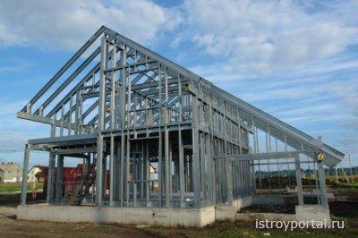 Быстрое строительство из легких стальных тонкостенных конструкций. Технолог ...