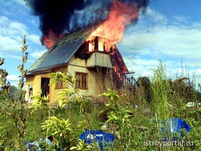 Противопожарная безопасность дома