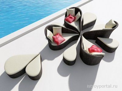 Особенности современной мебели
