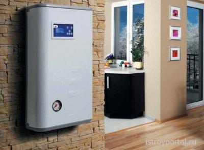 Использование электрокотла для отопления дома