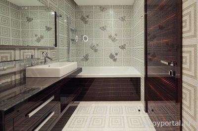 Уникальный комплект мебели для ванной