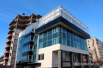 Алюминиевые фасадные системы: конструкция, монтаж, эксплуатационные характе ...