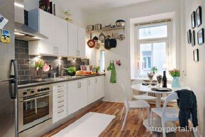 Какой должна быть кухня в квартире?