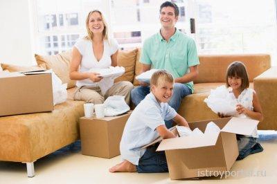 Как правильно переехать в новое жилье, оставив вещи целыми?