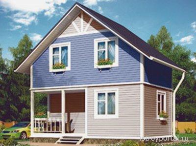 Жилье будущего - каркасно-щитовые дома