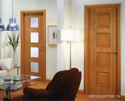 Какие двери лучше поставить в квартире?