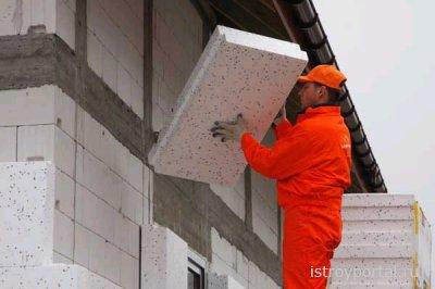 Подготовка деревянного дома к зиме