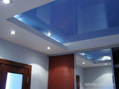 Как украсить потолок в своей квартире?