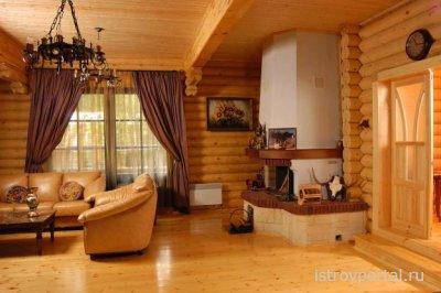 Положительные свойства домов из бруса очевидны