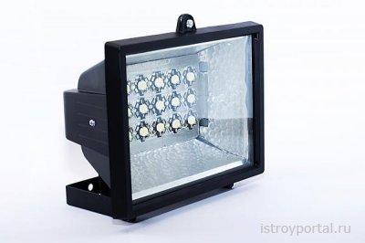 Прожектор светодиодный и его преимущества