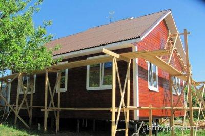 Ошибки в проектировании деревянных домов