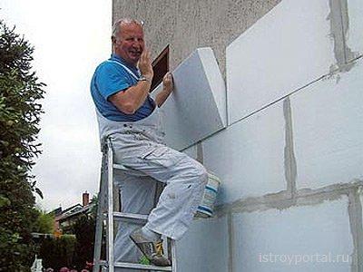 Инновационные методы утепления стен