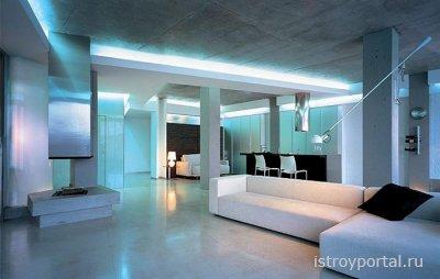 Что сможет улучшить интерьер в квартире?