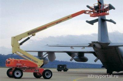 Подъемники для перемещения грузов и для фасадных работ