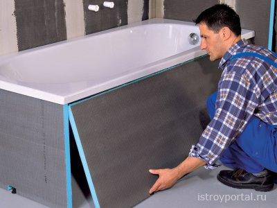 Выбор правильного материала для ремонта ванной комнаты