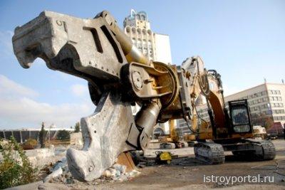 На демонтаж зданий теперь нужно дополнительное разрешение