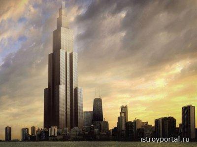В Китае строится самое высокое здание в мире