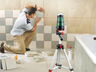 Как сделать облицовку стен плиткой?