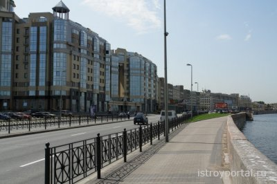 В Петербурге установили рекорд по предложению на новое жилье