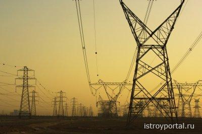 В России падает экспорт электроэнергии