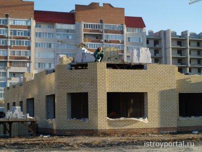 К концу 2013 года в Нижнем Новгороде построят четыре новых детских сада