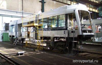 В Санкт-Петербурге Кировский завод модернизирует городской транспорт