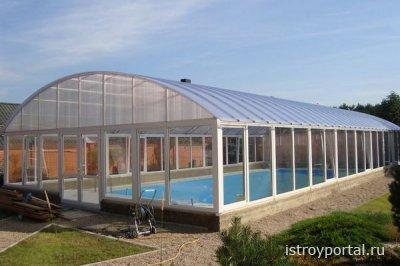 Строительство бассейнов. Виды бассейнов