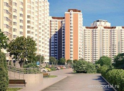 Темпы строительства недвижимости в Москве растут