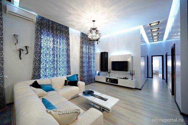 Дизайн ремонт дом