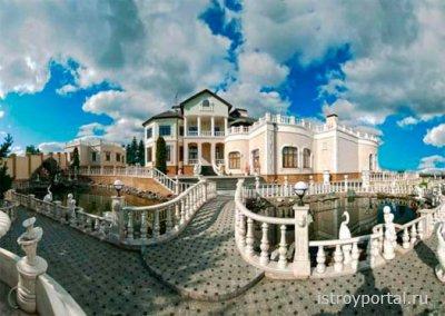 В Подмосковье продается дом дороже двух миллиардов рублей